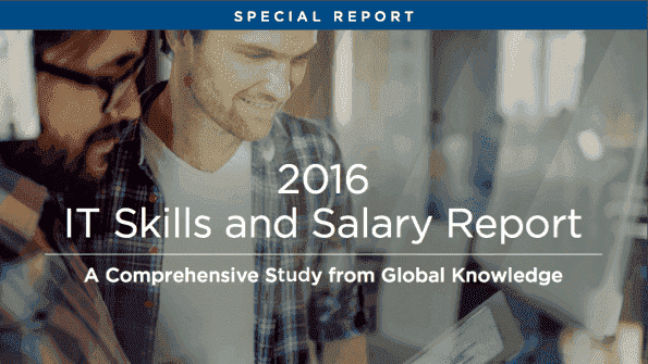 Learn What It Takes to Get Ahead with the 2016 IT Skills and Salary Report | Industry content from Windows IT Pro