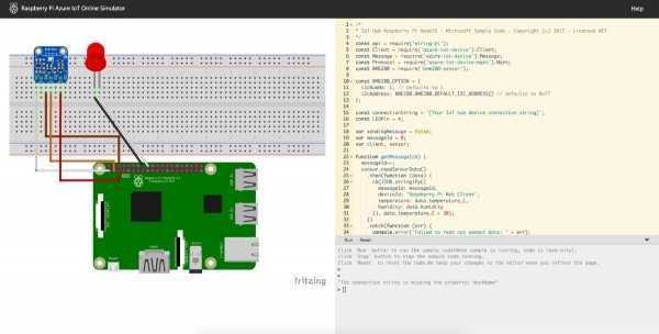 A Raspberry Pi simulator from Microsoft is now available on Azure - MSPoweruser