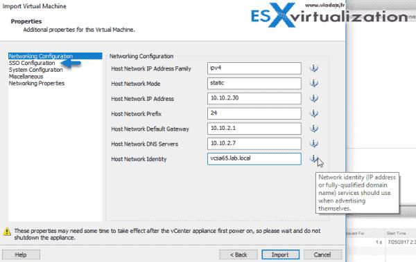 Deploy VMware VCSA 6.5 in VMware Workstation 2017 Tech Preview - ESX Virtualization