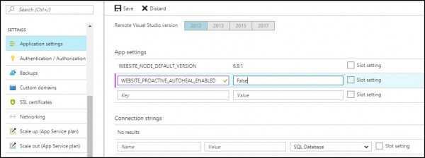 Introducing Proactive Auto Heal | Azure App Service Team Blog