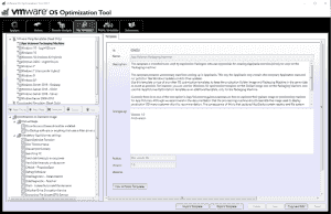 VMware OS Optimization Tool - New App Volumes Packaging Machine Template | VMware End-User Computing Blog