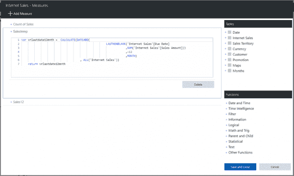 September updates to the Azure Analysis Services web designer | Blog | Microsoft Azure