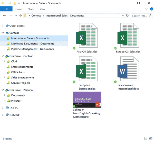 Major OneDrive updates at Ignite 2016 include SharePoint Online sync preview - Office Blogs