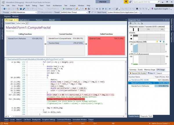 Visual Studio 2017 Version 15.6 Preview | The Visual Studio Blog