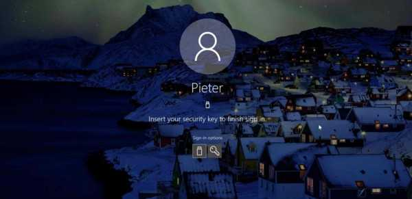 Windows Hello and FIDO2 Security Keys enable secure and easy authentication for shared devices - Windows For Your BusinessWindows For Your Business