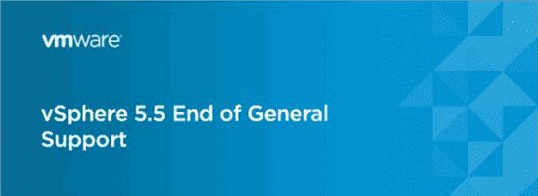 End of General Support for vSphere 5.5 - VMarena