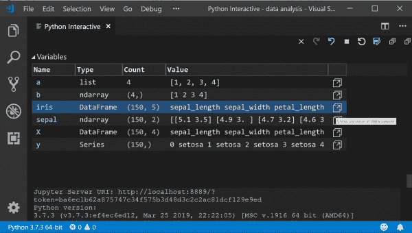 Python in Visual Studio Code  April 2019 Release | Python