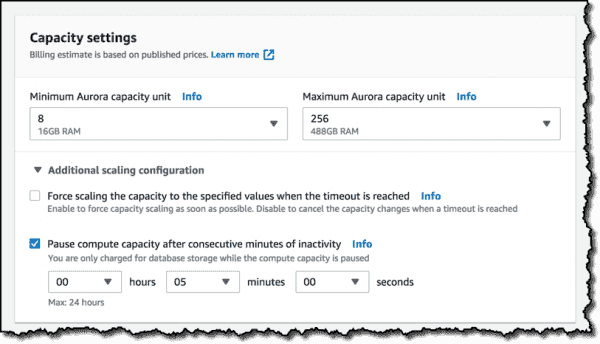 Amazon Aurora PostgreSQL Serverless  Now Generally Available | AWS News Blog