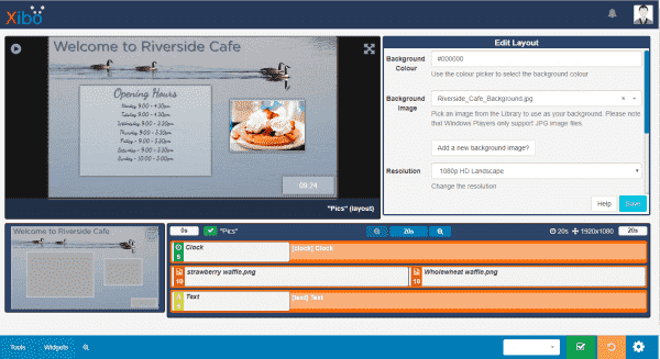 Digital signage platform Xibo launches as a snap | Ubuntu