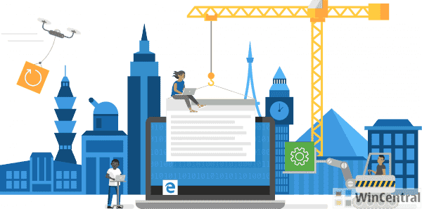 Chromium Edge Dev update 78.0.268.1 brings new Collections & history syncing features | WinCentral
