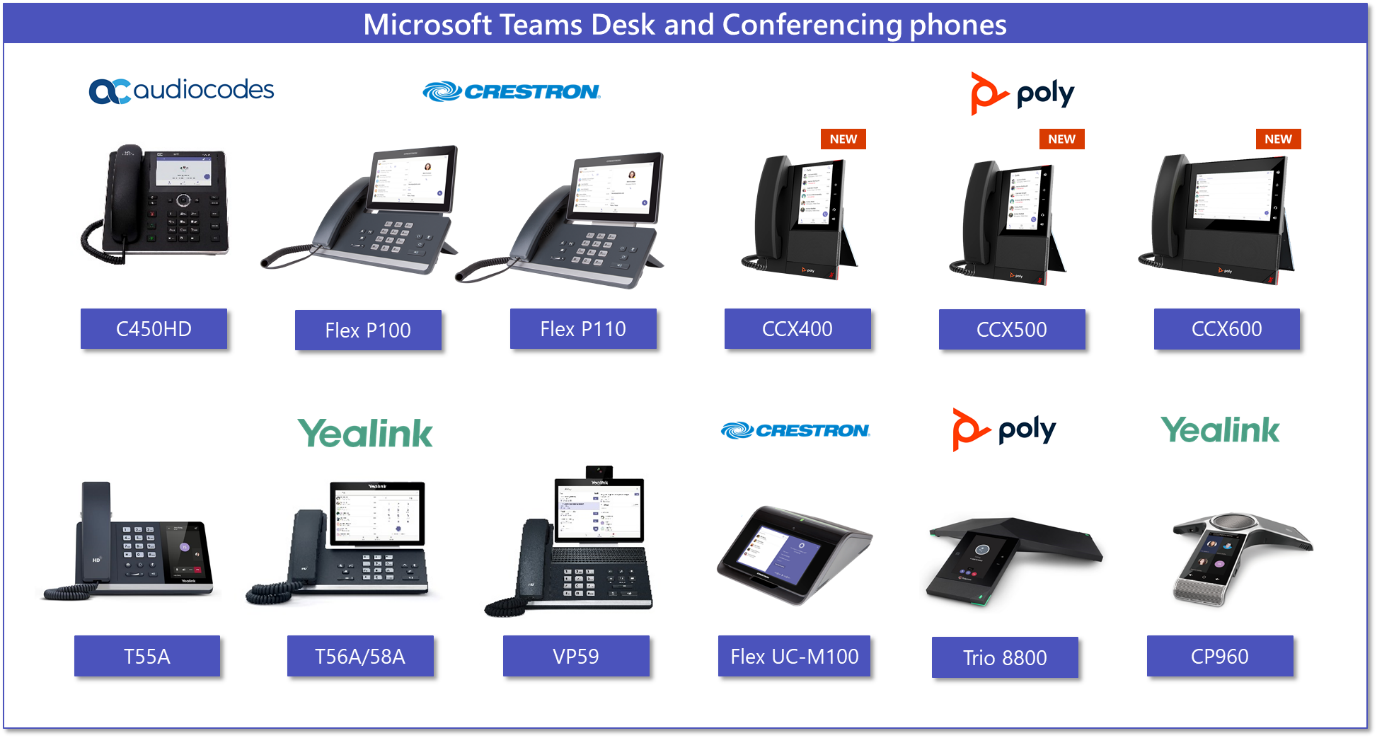 Whats new on Microsoft Teams phones | Ignite 2019 - Microsoft Tech Community - 1015503