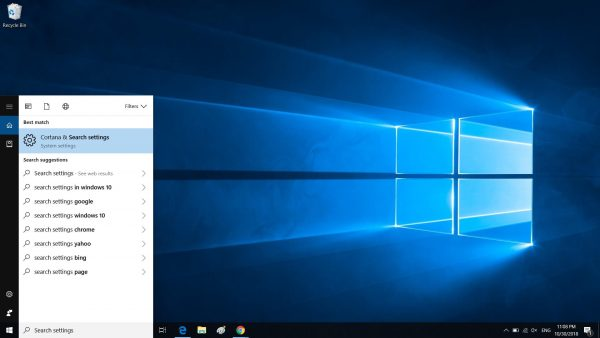 Microsoft plans another fix for Windows 10 Search issues
