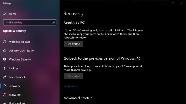 Microsoft reveals how Cloud Download reinstalls Windows 10
