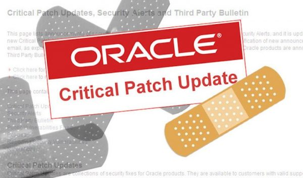 Oracle Ties Previous All-Time Patch High with January Updates | Threatpost