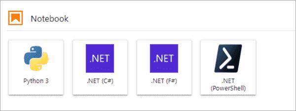 Announcing .NET Interactive - Try .NET includes .NET Notebooks and more - Scott Hanselman
