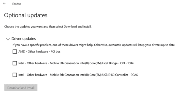 OEMs can now instantly rollout driver updates via Windows Updates