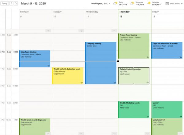 Outlooks calendar is getting a major update for Windows users - MSPoweruser