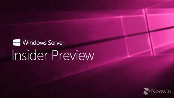 Windows Server Insider Preview build 20180 and new Windows 10 SDK now available  - Neowin