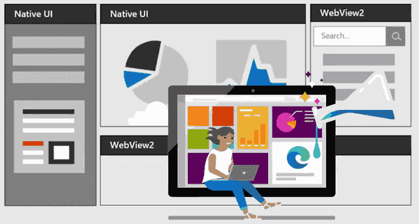 General Availability of Microsoft Edge WebView2 for .NET