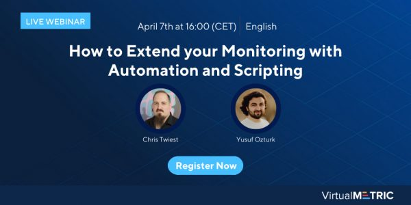 Webinar: How to Extend your Monitoring with Automation and Scripting