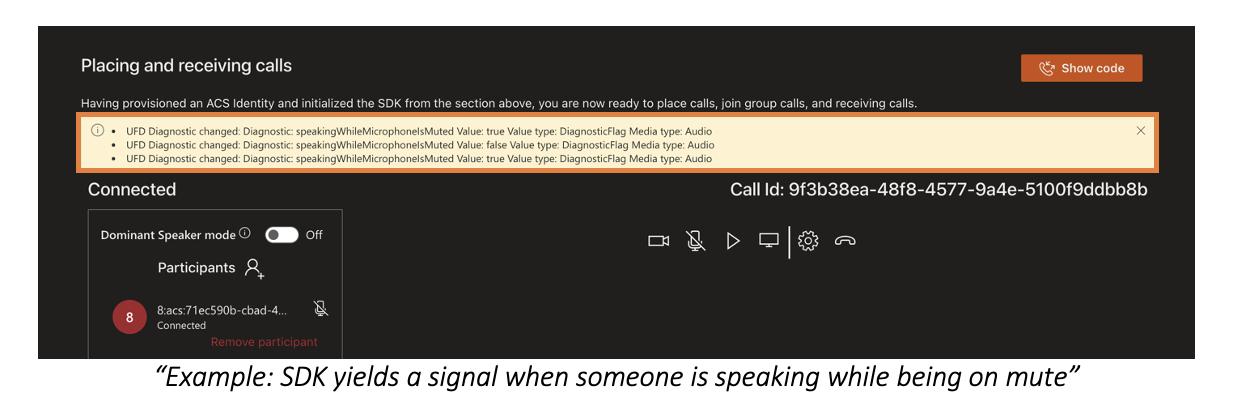 Introducing Azure Communication Services Call Diagnostics feature for web applications! - Microsoft Tech Community