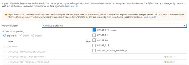 New Improvements on Azure WAF for Application Gateway - Microsoft Tech Community