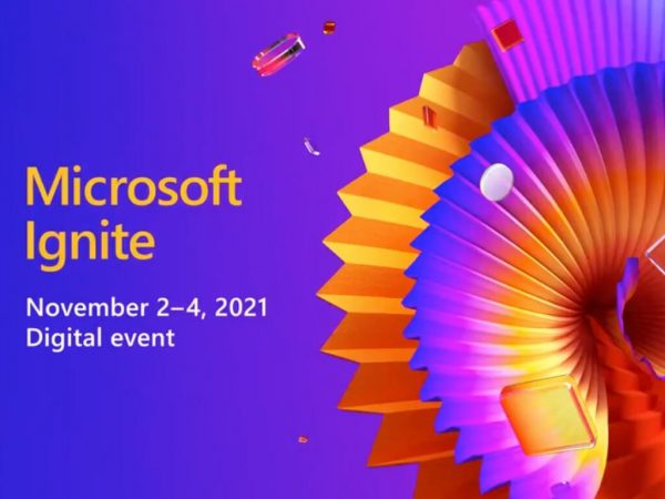Microsoft's Fall Ignite 2021 session catalog is now available