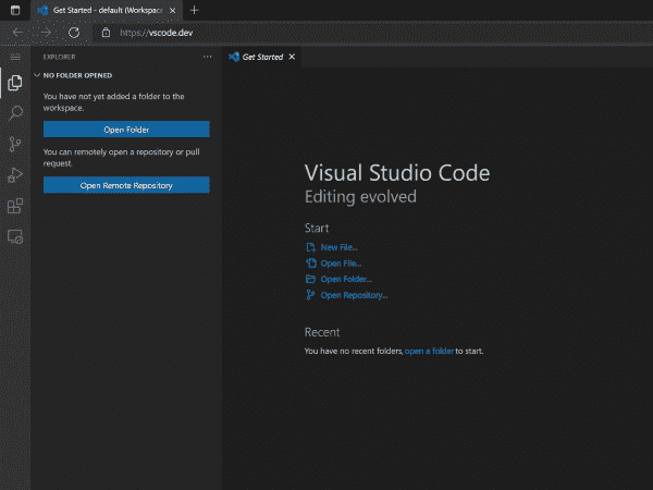 Microsoft finally brings Visual Studio Code to the browser - OnMSFT.com