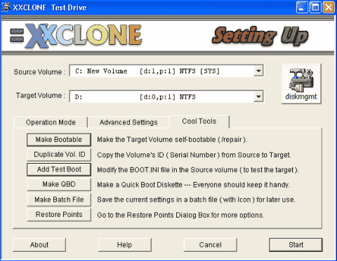 FREE: XXClone, a free cloning tool for Windows