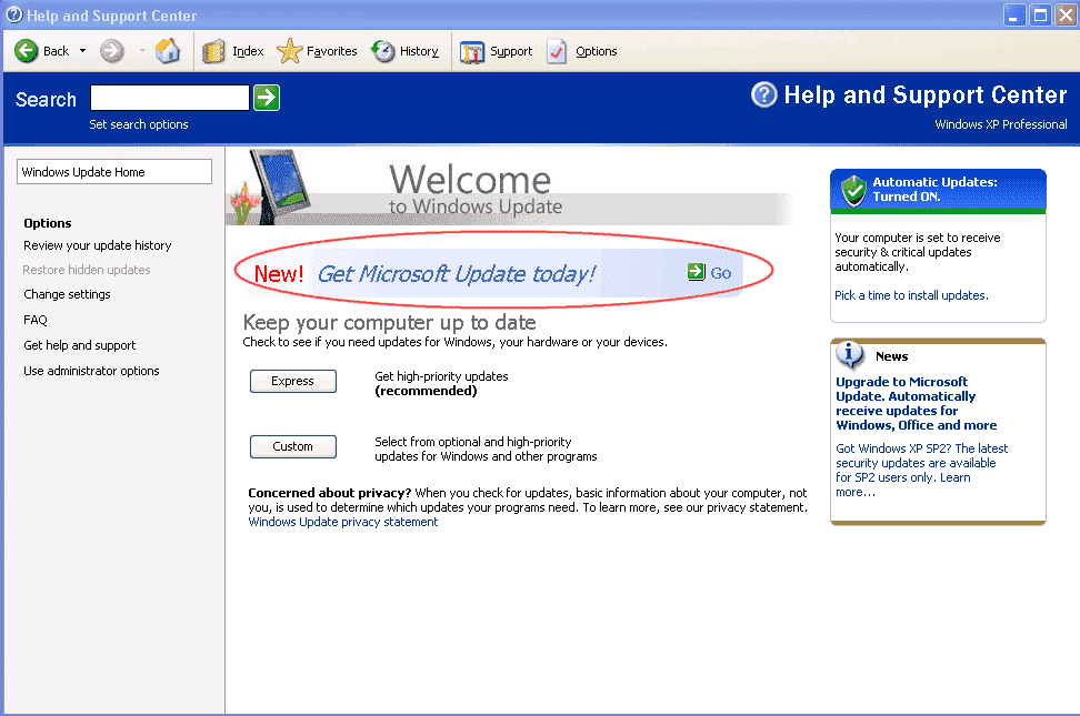 how to get rid of automatic updates