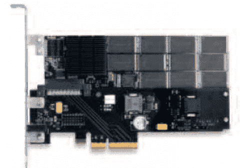 ioDrive:  640 GB flash card almost at the speed of DRAM - The end of hard drives?