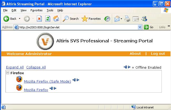 Altiris™ Software Portal 7.5 from Symantec™ User Guide