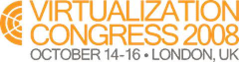 Virtualization Congress London 2008 - 25% discount for 4sysops readers