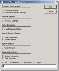 Server-Core-Configurator