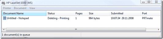 print-spooler