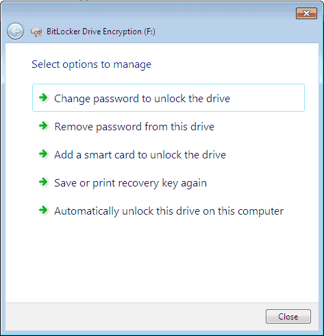 how to unlock bitlocker drive without password and recovery key