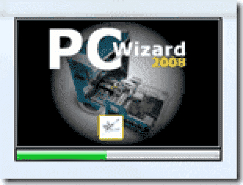 FREE: PC Wizard 2008 – A system information and benchmark tool