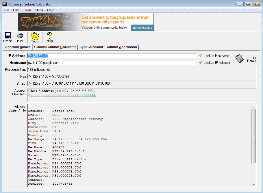 solarwinds ip address manager torrent