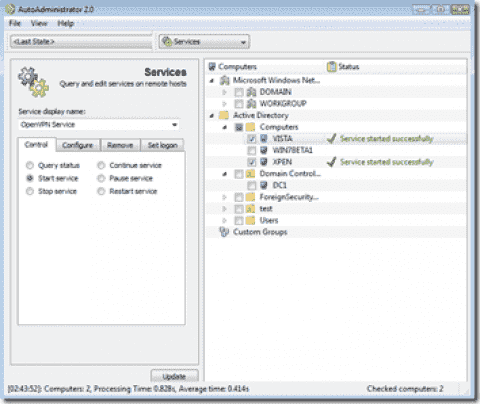 Prize Game: AutoAdministrator 2.0 – Automate common Windows administration tasks