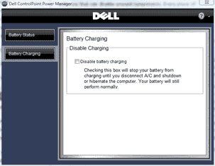 Dell-disabling-charging