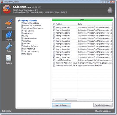 CCleaner-Registry