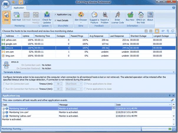 Emco 4950 mpm multipara monitor