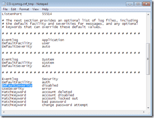 Correlog_Syslog_Client_Config-File