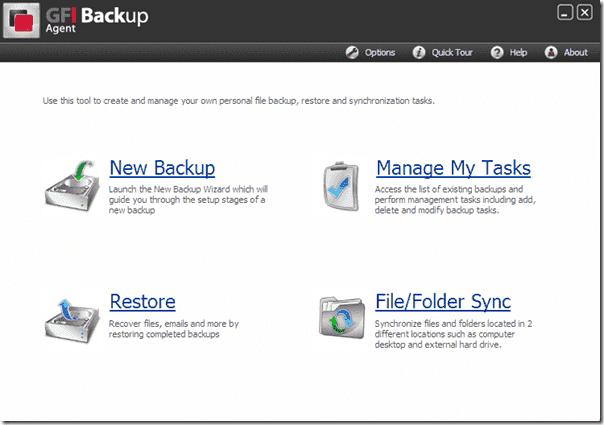 GFI_Backup Business Edition Agent