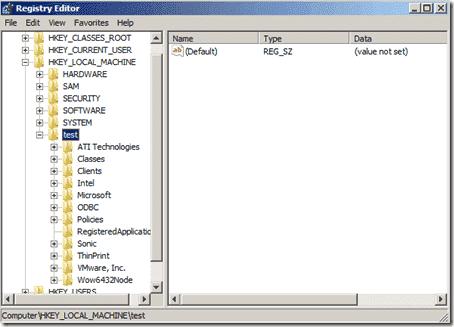 Offline Registry Editor - Edit Hive