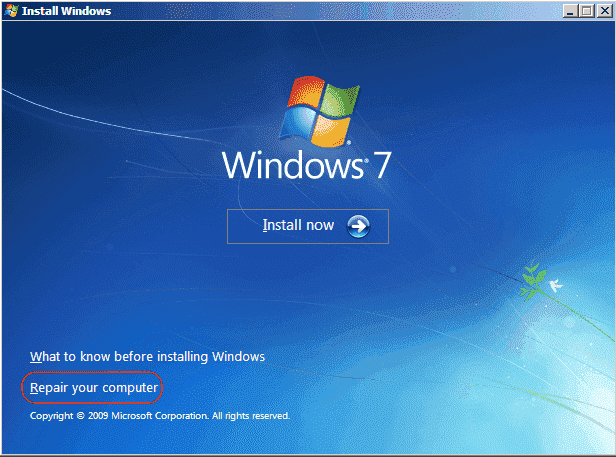 how to check registry files windows 7