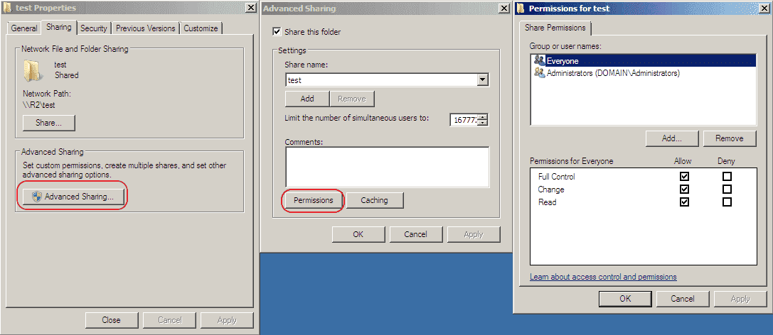 Managing OUs, Users, and Groups in Active Directory