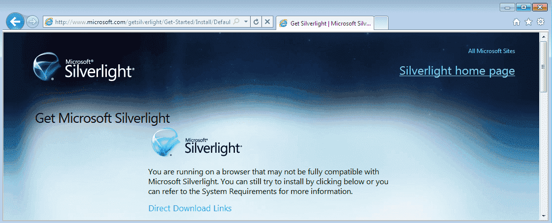 research paper on microsoft silverlight A silverlight plug-in is the engine that renders the silverlight application in the browser, the host is the web page where silverlight application is hosted, and the silverlight application is the internet application which is developed using microsoft visual studio and expression blend.
