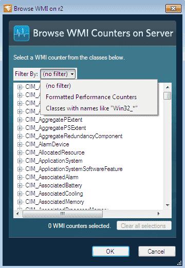 FREE: SolarWinds WMI Monitor – Windows server monitoring