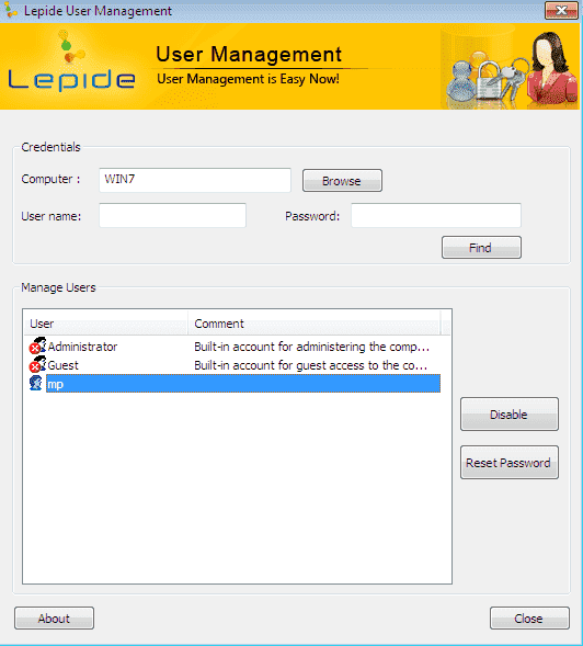 FREE: Lepide User Management – Remote password reset tool – 4sysops